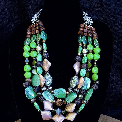 Emani Emerald Necklace