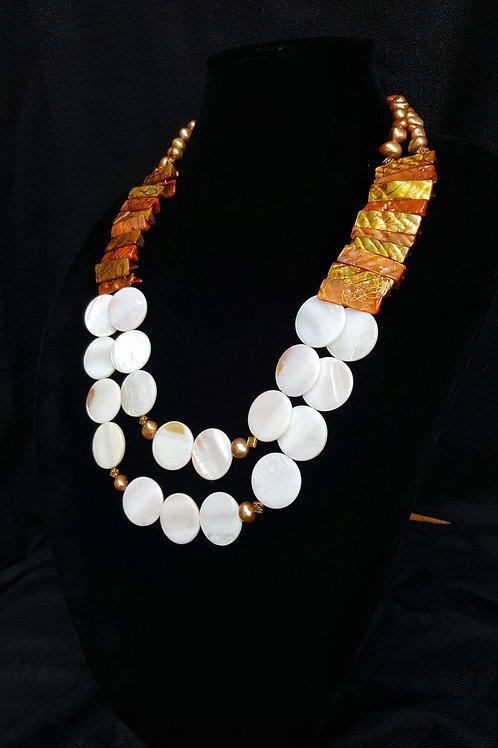 Dahli Shell Necklace
