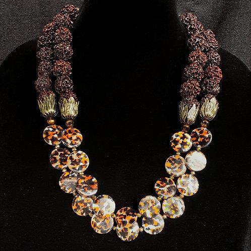 Kalani Leopard Necklace