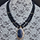 Thumbnail: Bella Druzy Stone Necklace