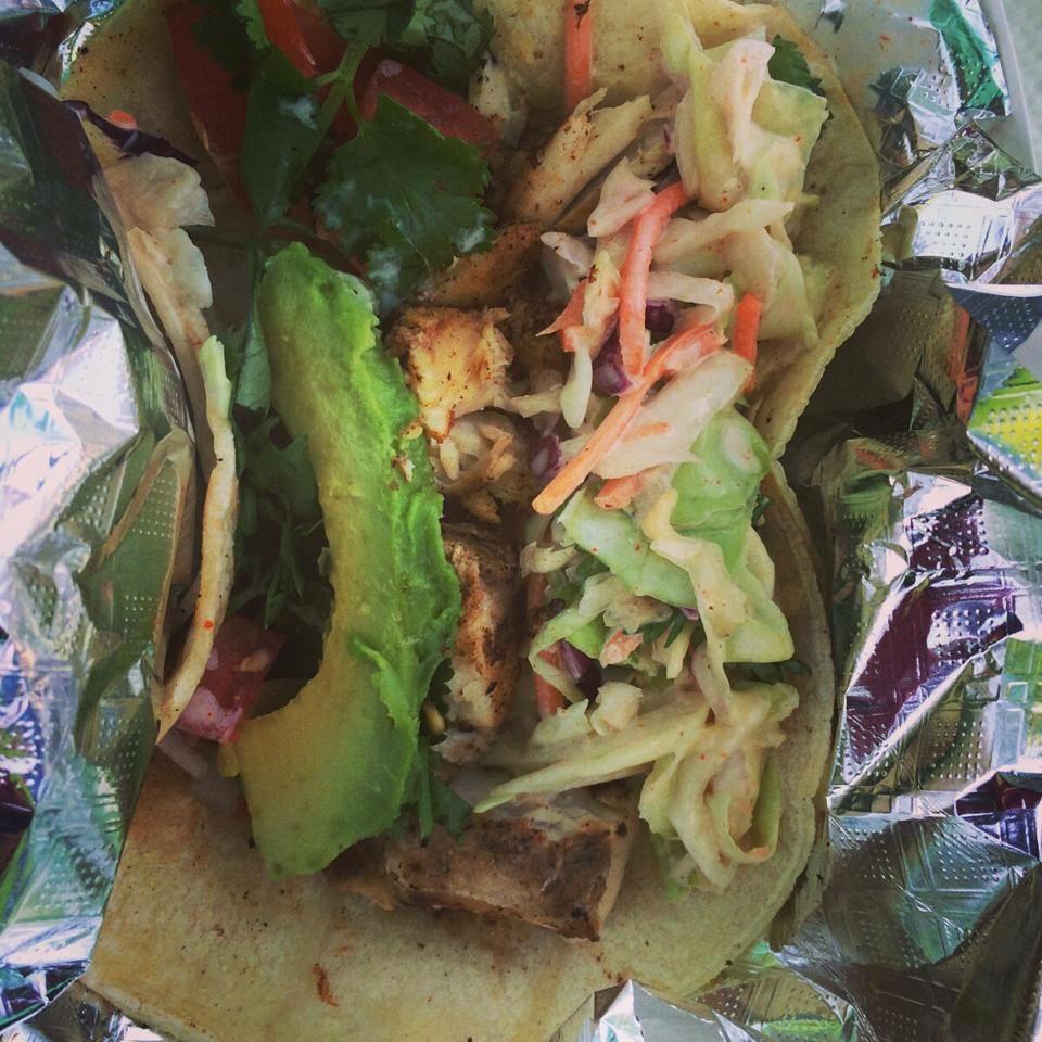 Fish Taco!