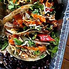 Chicken Street Taco Meal