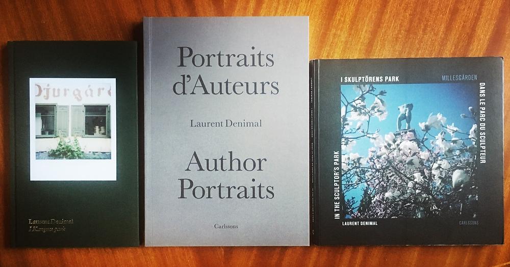 Djurgården, Millesgården, Portraits d'Auteurs, Author Portraits