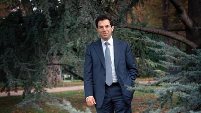 "The ""Grand Prix de la Francophonie"" goes to Alexandre Najjar."