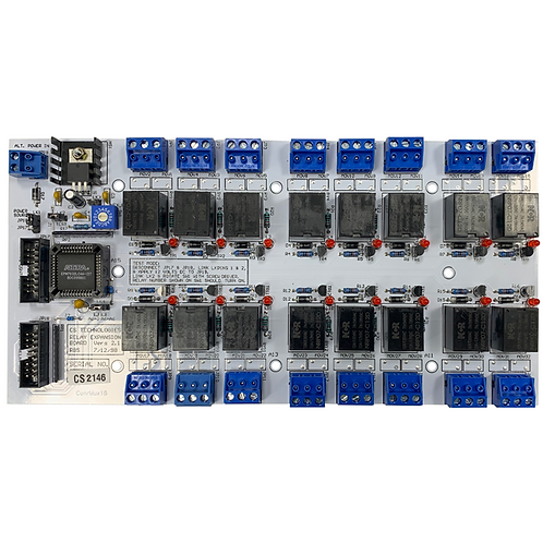 Expansion Board 16 Way Relay 4322