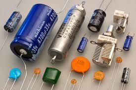 Capacitors & Capacitance