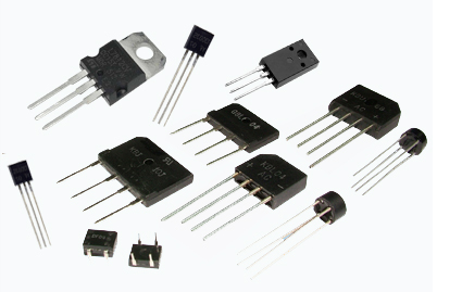 various kinds of transistors