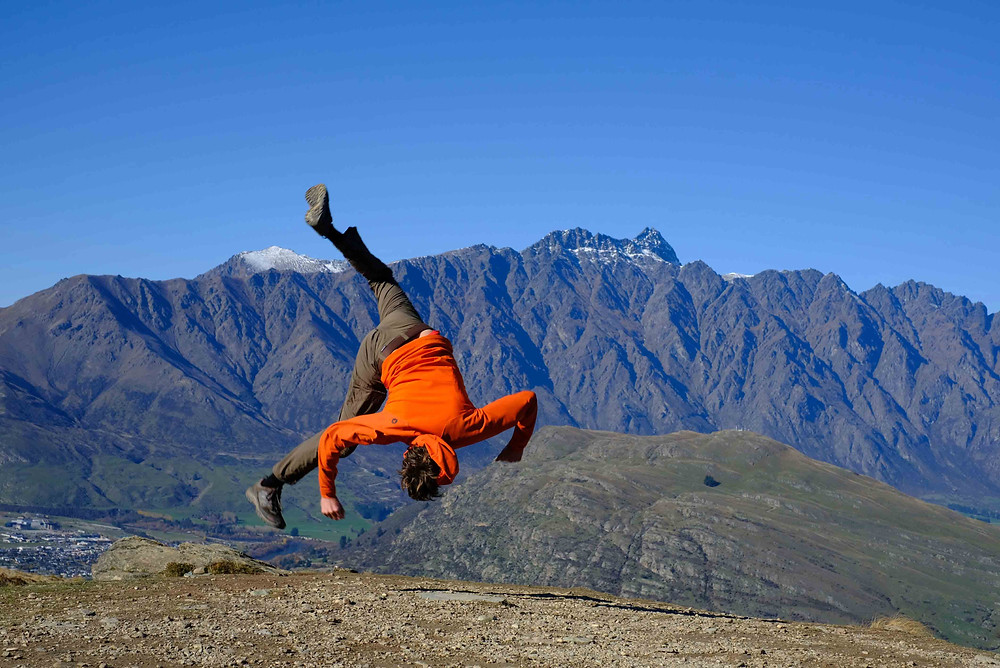 Free Things to Do in Queenstown- Queenstown Hill