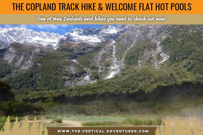 The Copland Track Hike & Welcome Flat Hot Pools