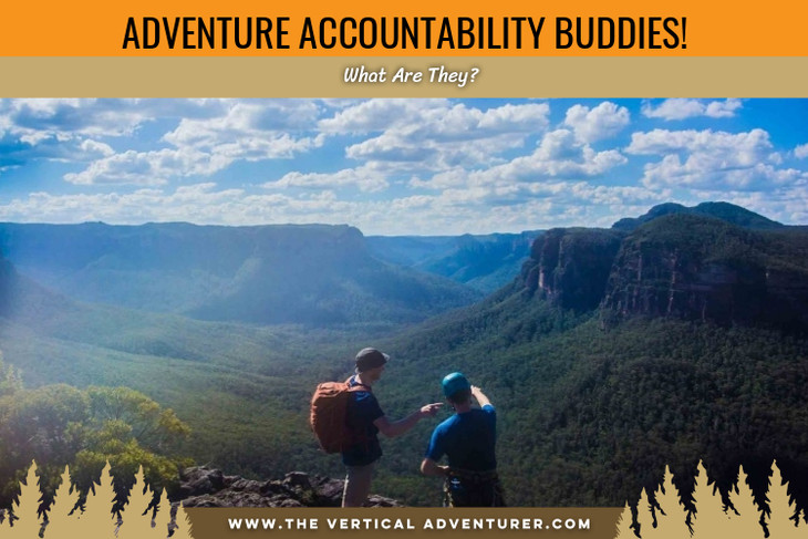Adventure Accountability Buddies! What Are They?
