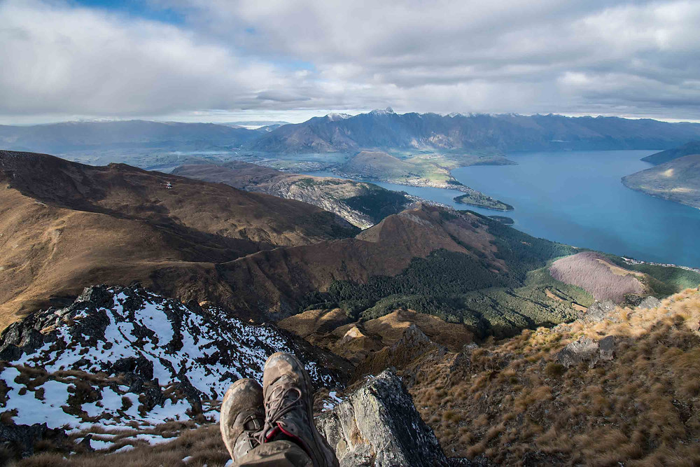 Free Things to Do in Queenstown- Ben Lomond Hike