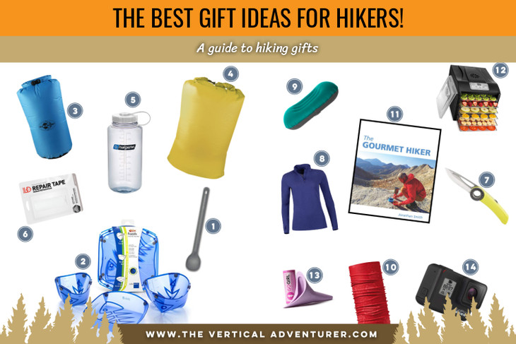 The Best Gift Ideas for Hikers!