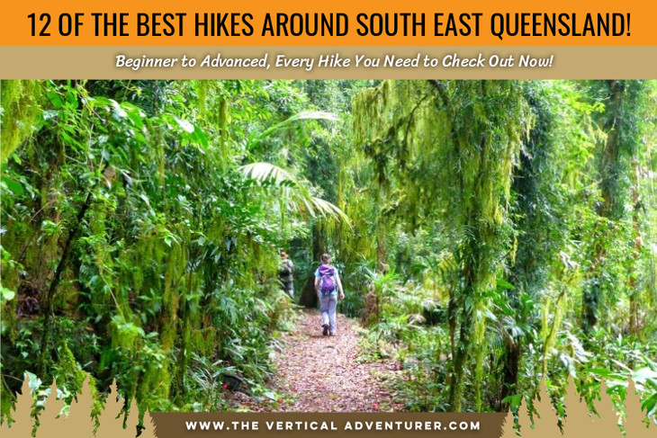 12 of the Best Hikes Around South East Queensland! Every Hike You Need to Check Out Now!