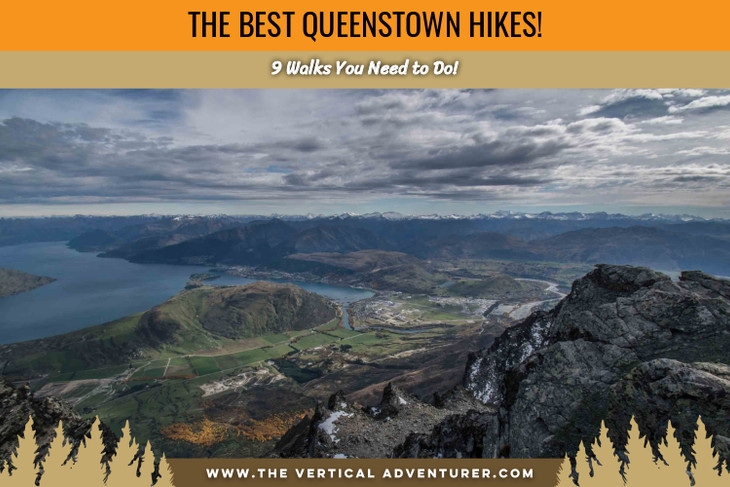 The Best Queenstown Hikes! 9 Walks You Need to Do!