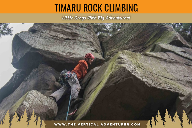 Timaru Rock Climbing. Little Crags With Big Adventures!