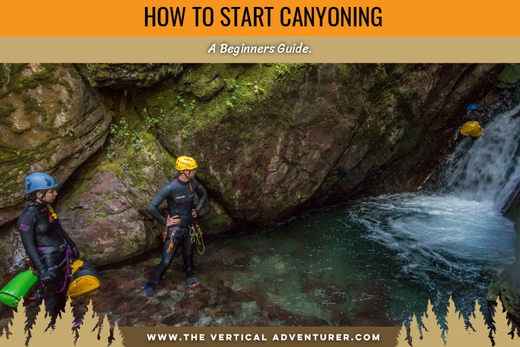 canyoning beginners guide