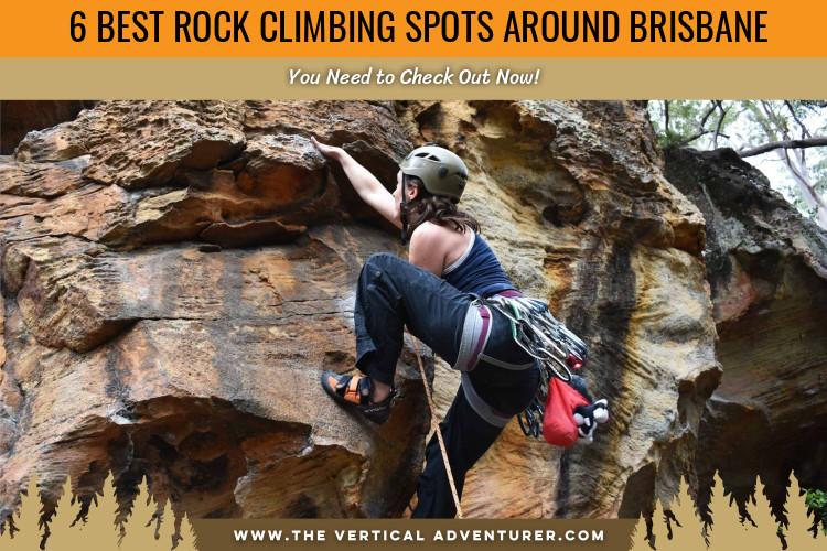 Brooyar climbing