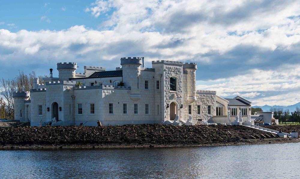 Riverstone Castle Oamaru