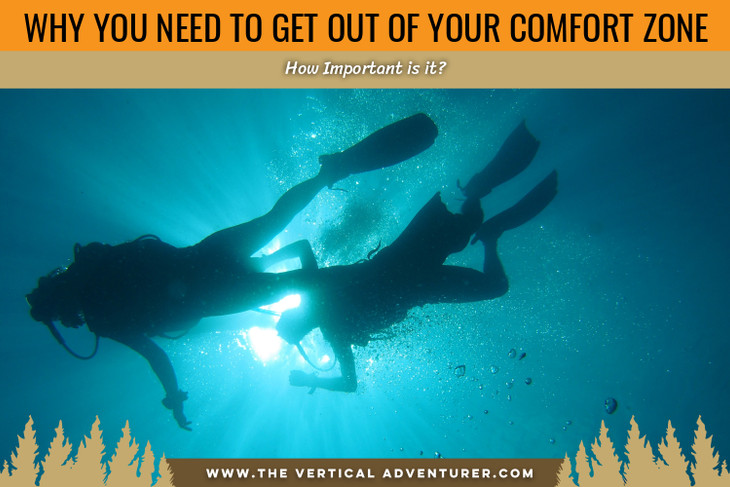 Why You Need To Get Out Of Your Comfort Zone