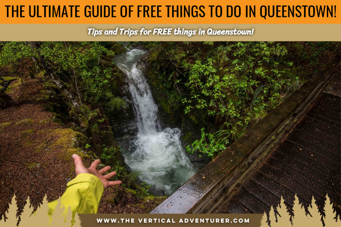 The Ultimate Guide of Free Things to Do in Queenstown!