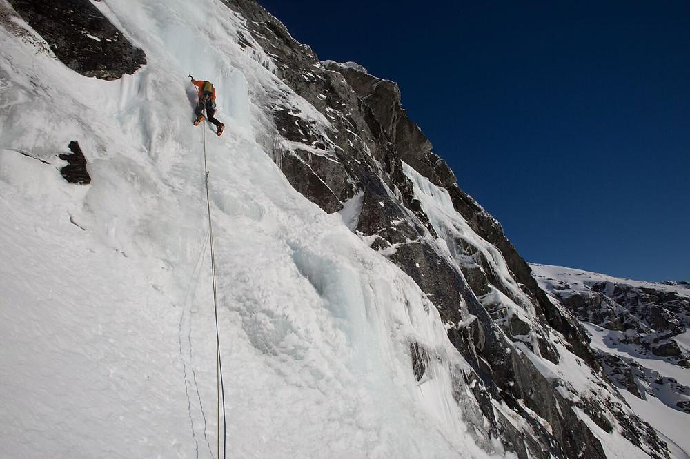 altered states ice climb
