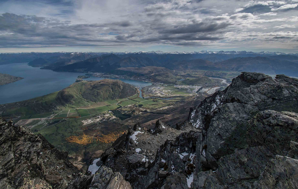 Shadow Basin Lookout- Best Queenstown Hikes