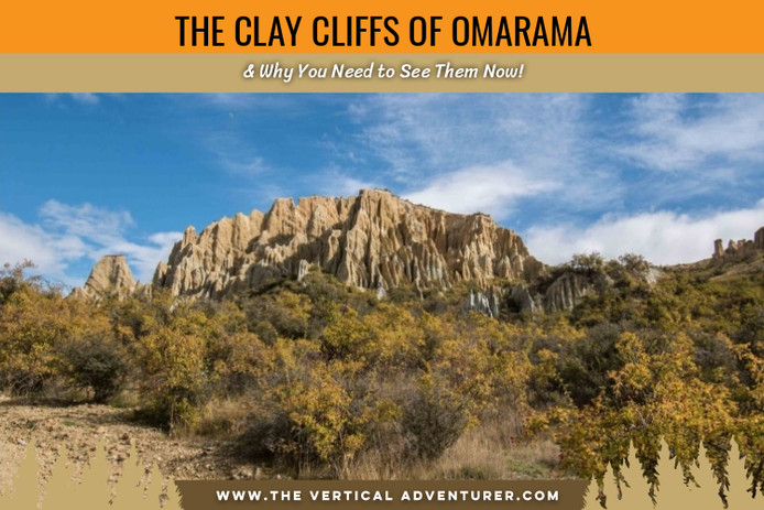 The Clay Cliffs of Omarama & Why You Need to See Them Now!