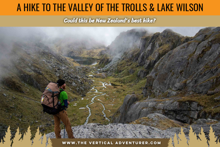 A Hike to the Valley of the Trolls & Lake Wilson
