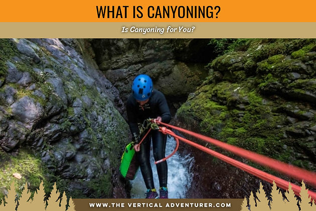 Canyoneering: A Guide To Techniques For Wet And Dry Canyons (How To Climb Series)