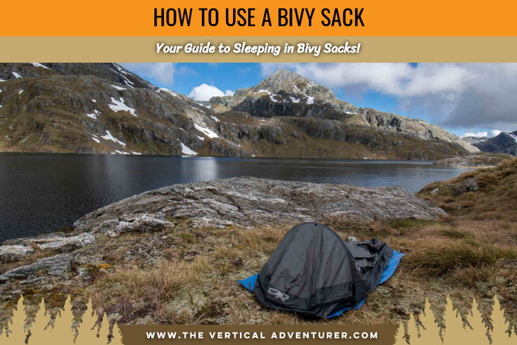 How to Use a Bivy Sack: Your Guide to Sleeping in Bivy Sacks!