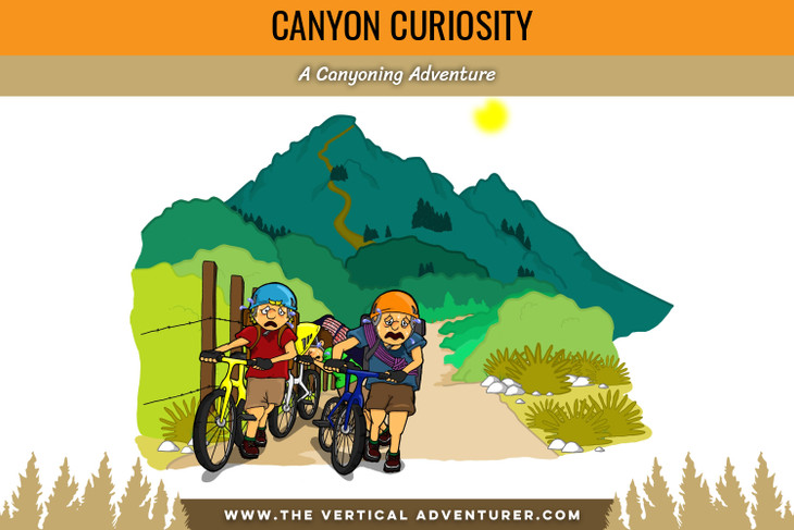 Canyon Curiosity: A Canyoning Adventure