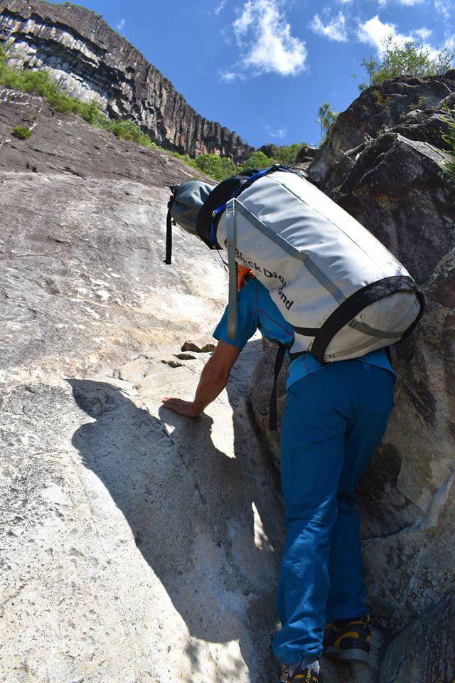portaledge Mt Beerwah