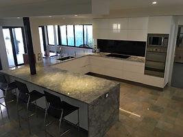 kitchen, 2pac, stone benchtop