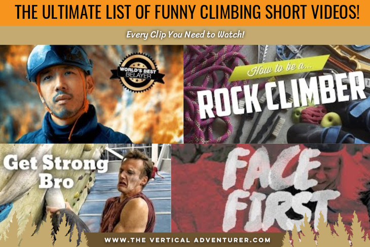 The Ultimate List of Funny Climbing Short Videos! Every Clip You Need to Watch!