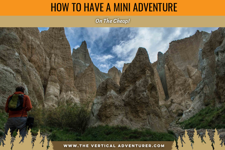How To Have A Mini Adventure, On The Cheap!