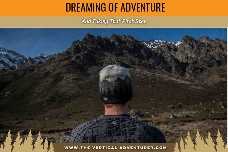 follow your dreams. climbing