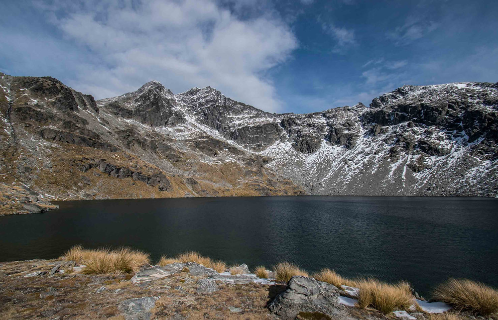 Best Queenstown Hikes - Lake Alta