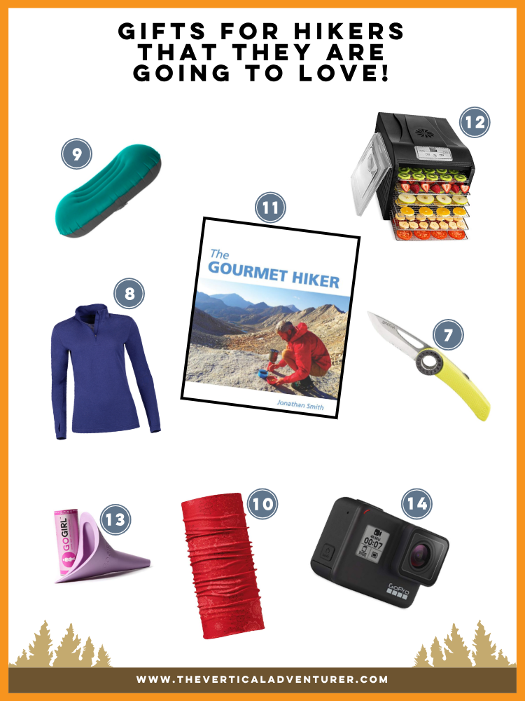 GIFTS FOR HIKERS THAT THEY ARE GOING TO LOVE!
