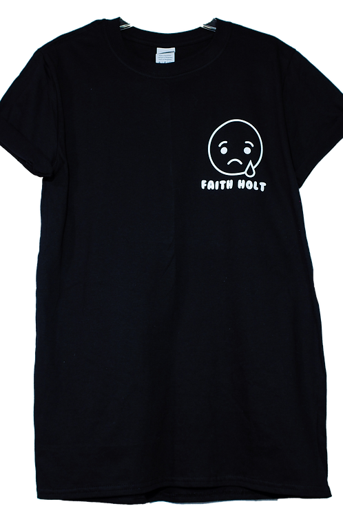 Sad Face Emoji Shirt