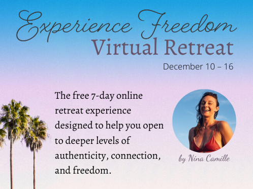 Experience Freedom Virtual Retreat Bundle