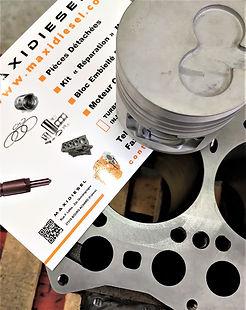 BLOC MOTEUR ISUZU 3LB1 www.maxidiesel.co