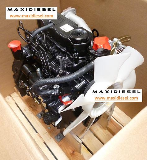 MOTEUR VOLVO EC25 MAXIDIESEL www.maxidie