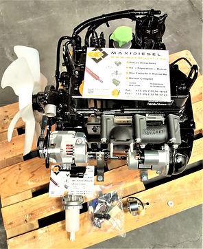 MOTEUR ISUZU www.maxidiesel.com MAXIDIES