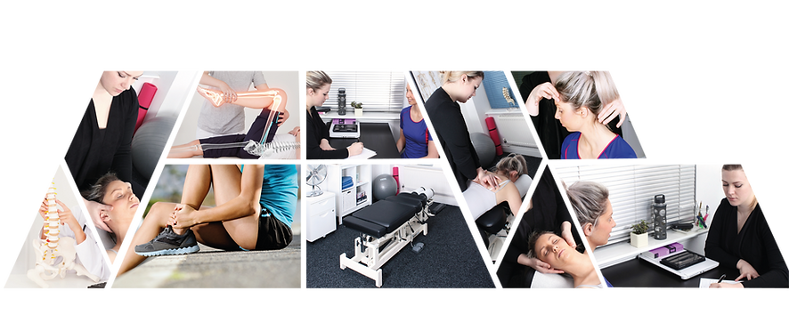 LJ Chiropractor Haverfordwest clinic
