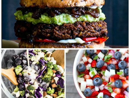6 Healthier Recipes for Your Memorial Day Cookout