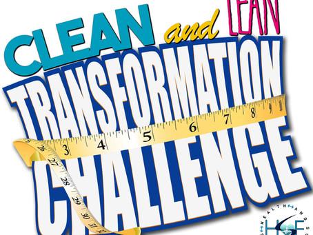 Clean & Lean Transformation Challenge