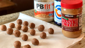 Easy Low-Carb Peanut Butter Energy Bites