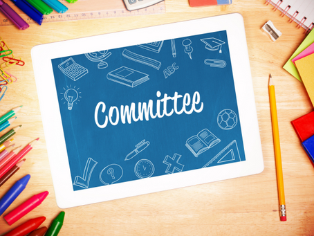 Could You be our next Committee Member?