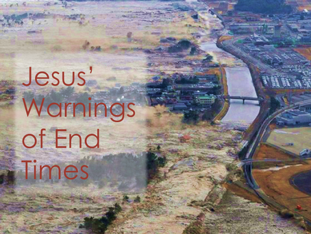 The Gospel According to Luke: Jesus' Warnings Concerning the End Times