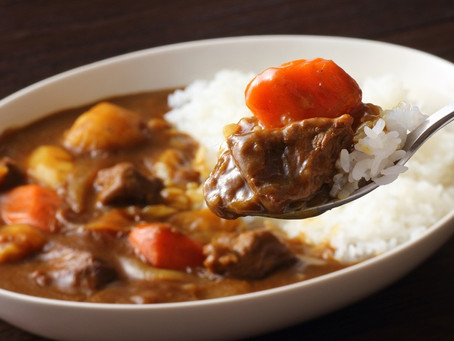 Curry Rice Fundraiser